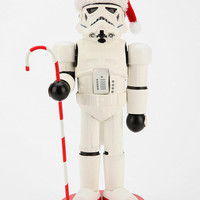 Storm Trooper Nutcracker  - Urban Outfitters