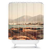 DENY Designs Home Accessories | Catherine McDonald Hersonissos Shower Curtain
