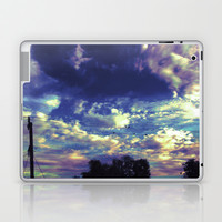 Closed Eye Sheet Music Laptop & iPad Skin by Ben Geiger