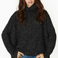 Hard Day's Night Dolman Sweater