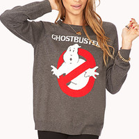 Playful Ghostbusters Sweater