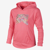 The Nike Graphic Girls' Hoodie.