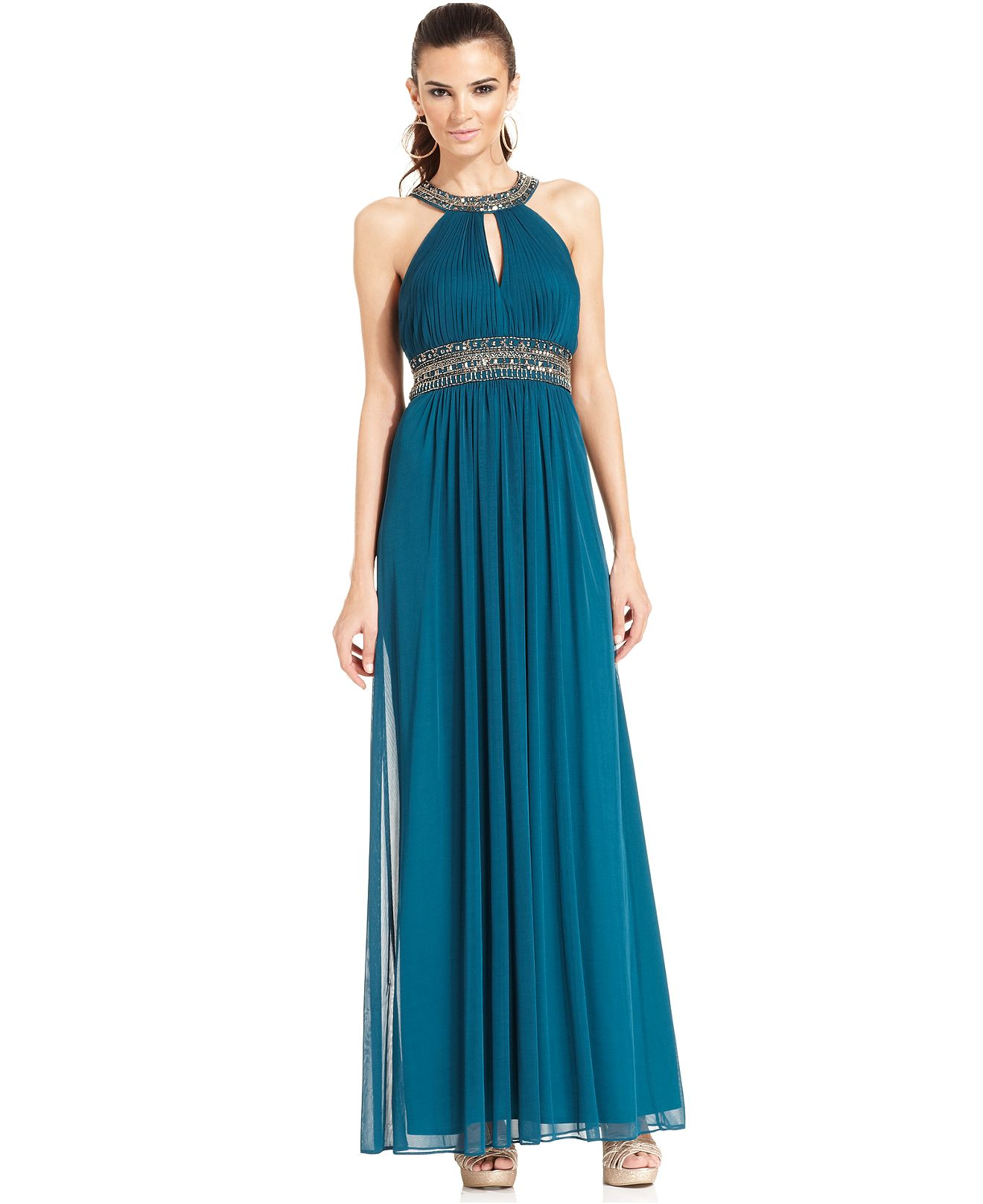 Long Purple Prom Dress Macys - Long Dresses Online