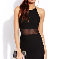 Be Seen Bodycon Dress