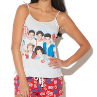 One Direction Sleep Set  | Shop Intimates at Wet Seal