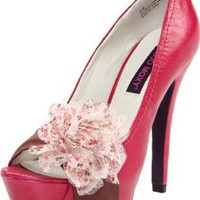 Amazon.com: Mojo Moxy Women's Poppy Platform Pump: Shoes