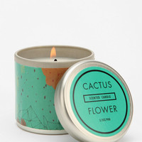 Cactus Flower Scented Candle-UO