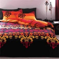 4Pc Double Bedding Cotton Duvet Quilt Cover Set 001-074 Full Queen | paradise - Home & Garden on ArtFire
