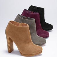 Stacked Platform Bootie - VS Collection - Victoria's Secret