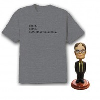 The Office Bears. Beets. Battlestar Galactica Set