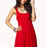Girlish Babydoll Dress