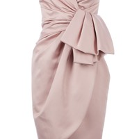 Giambattista Valli Strapless Cocktail Dress - L'eclaireur - Farfetch.com