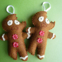 Gingerbread Men (x2)