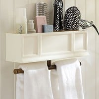 Hannah Beauty Hair Accessories Organizer Shelf