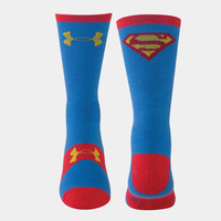 Men's Under Armour Alter Ego Superman Crew Socks