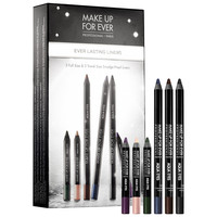 Sephora: MAKE UP FOR EVER : Ever Lasting Liners Set : eyeshadow-palettes