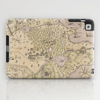 Rough Terrain iPad Case by Ben Geiger