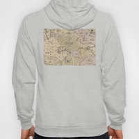 Rough Terrain Hoody by Ben Geiger