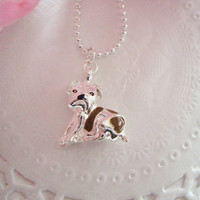 English Bulldog Necklace