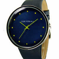Patiss Watch in Blue by Tokyo Bay