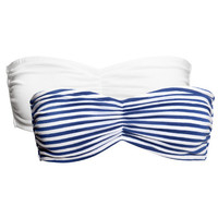 2-pack bandeau bra - from H&M