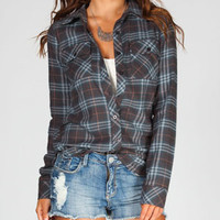 FULL TILT Vintage Womens Flannel Shirt