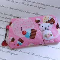 Cupcakes Kitten Zipper Purse/Pouch | Luulla
