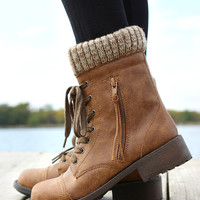 The Wheeler Boot - Restocked