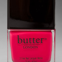 butter LONDON 3 Free Lacquer in Snog
