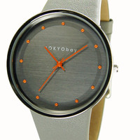 Patiss Watch in Grey by Tokyo Bay