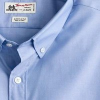 Men's shirts - Thomas Mason for J.Crew - Thomas Mason?- fabric button-down dress shirt in peri - J.Crew