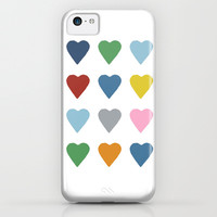 16 Hearts iPhone & iPod Case by Project M