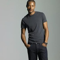 Men's tees, polos & fleece - broken-in tees - Broken-in slim no-pocket crewneck tee - J.Crew
