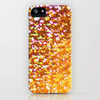 sparkling rain iPhone & iPod Case by Marianna Tankelevich