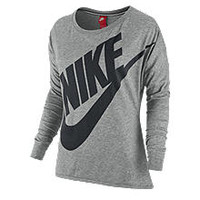 The Nike Gym Vintage Women's Top.