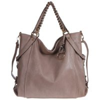 Belted New York Handbag (Khaki)