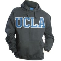 UCLA Bruins Classic Hooded Sweatshirt - Graphite