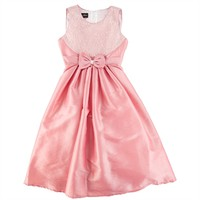 Isobella & Chloe Girls 7-16 Tammy Taffeta Dress with Sequins at Von Maur