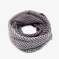 Poketo Two Toned Infinity Scarf