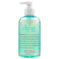 Sephora: Philosophy : Clear Days Ahead™ Oil-Free Salicylic Acid Acne Treatment Cleanser : face-wash-facial-cleanser