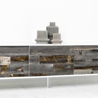 www.roomservicestore.com - Cody Credenza with Recycled Grey Washed Wood