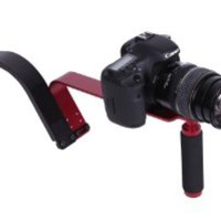 Coralpix CPX95 Professional Video Stabilizer Shoulder Support System for Camcorders & Cameras (Supports 10+ LBS)