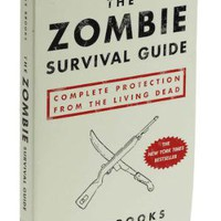 The Zombie Survival Guide | Mod Retro Vintage Books | ModCloth.com