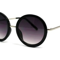 Sunglasses with Round Frame