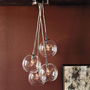 Cluster Glass Pendant | west elm