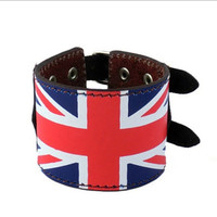 Real Soft Brown Leather Women's Leather Jewelry Bangle Cuff Bracelet Men's Leather Bracelet  S110-BR