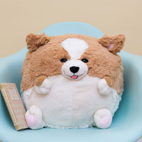 ModCloth Kawaii Plush One Pillow in Corgi
