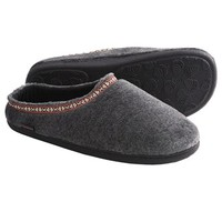Acorn Highlander Slippers - Fleece-Lined (For Men) - Save 39%