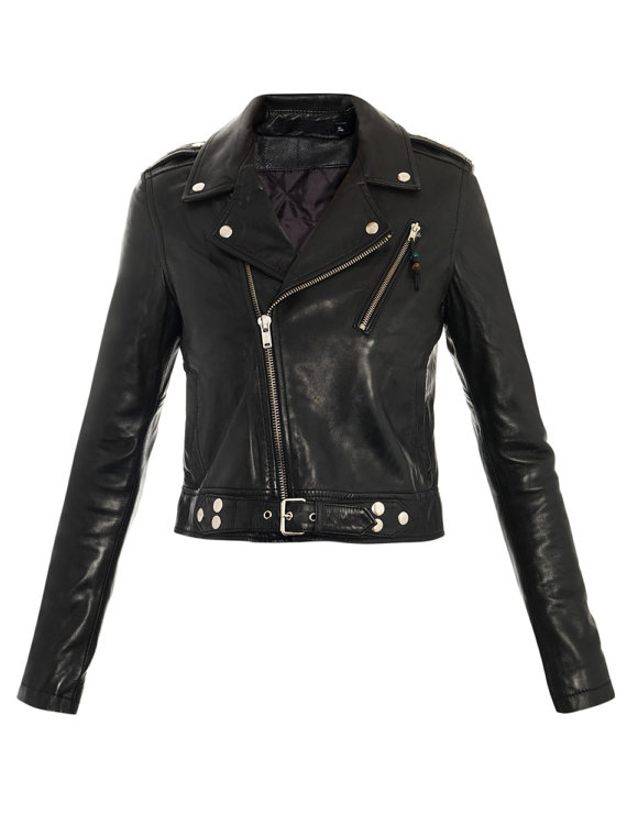 Shop Wilsons Leather for women's leather jackets & coats and more. Get high quality women's leather jackets & coats at exceptional values. Skip to Main Content. Take 40% OFF 1 Item or 50% OFF 2+ Items with Code: Black Rivet Distressed Stars and Stripes Leather Jacket w/ Lacing Detail.