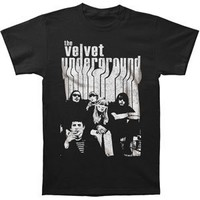Velvet Underground Band With Nico Slim Fit T-shirt